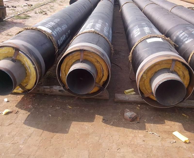 沧州预制钢套钢直埋保温钢管供应商