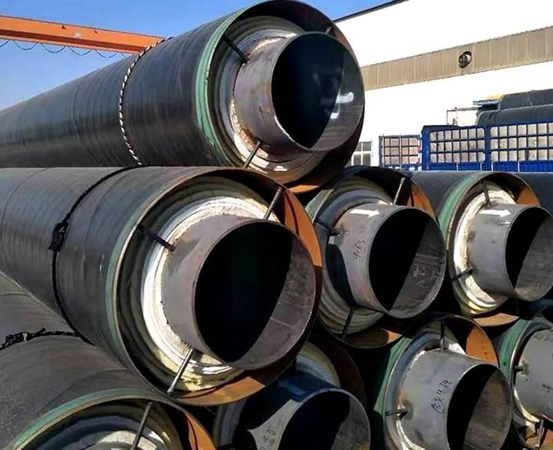 河北钢套钢蒸汽保温螺旋钢管生产厂家