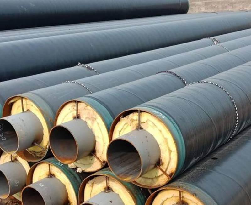 沧州直埋钢套钢保温钢管生产厂家