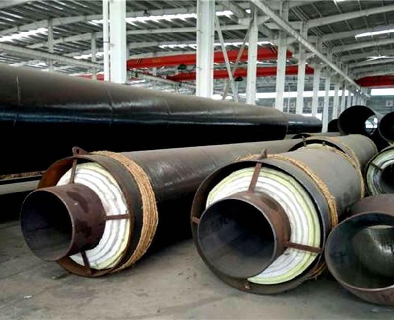 集中供热保温钢管加工厂家