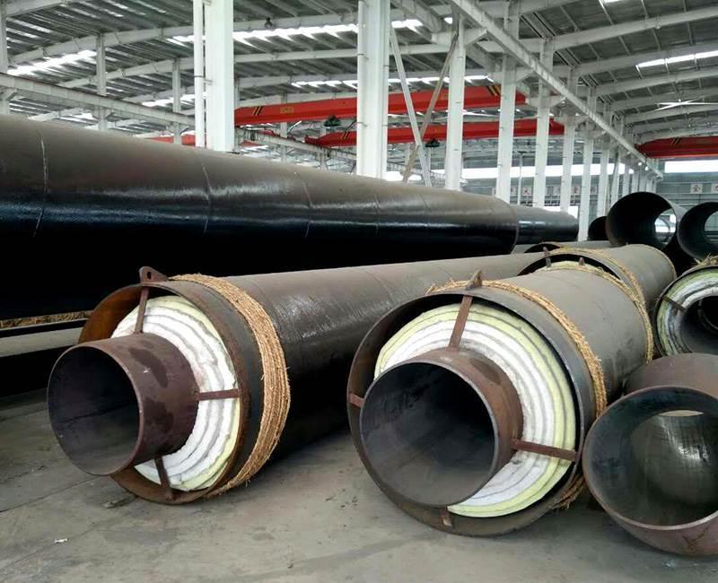 钢套钢保温直缝钢管价格