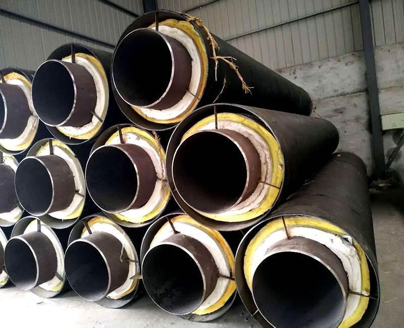 沧州钢套钢保温钢管厂家