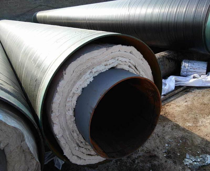 河北钢套钢防腐蒸汽保温钢管批发