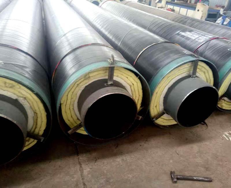 河北钢套钢蒸汽保温钢管价格