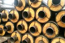 预制直埋钢套钢保温螺旋钢管厂家