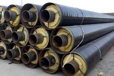 钢套钢防腐蒸汽保温钢管厂家