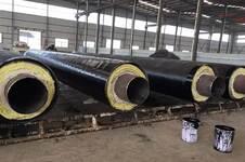 钢套钢蒸汽保温钢管价格
