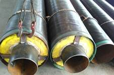 钢套钢直埋蒸汽保温钢管生产厂家