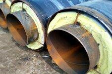 钢套钢聚氨酯保温管道厂家