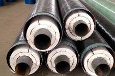 聚氨酯发泡钢套钢保温钢管厂家
