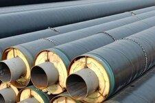 钢套钢防腐保温管道价格
