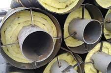 預制直埋鋼套鋼蒸汽保溫鋼管