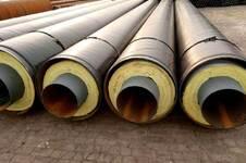預制直埋鋼套鋼保溫鋼管廠家