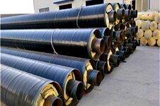 钢套钢聚氨酯保温钢管厂家