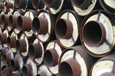 鋼套鋼巖棉保溫鋼管生產廠家