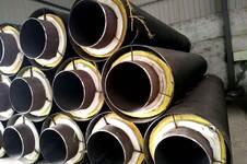 直埋鋼套鋼鋼管保溫