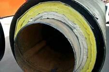 钢套钢蒸汽直埋保温钢管厂家