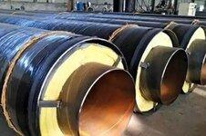 钢套钢蒸汽保温直缝钢管价格