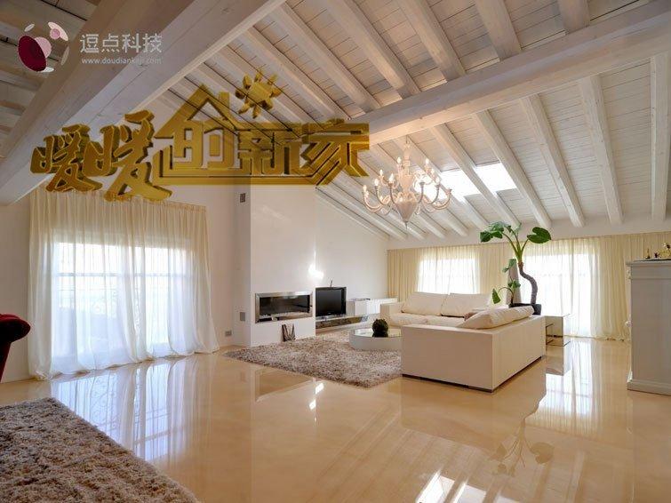 """北京卫视《暖暖的新家》选择""""艺术树脂漆""""走进百姓家!"""