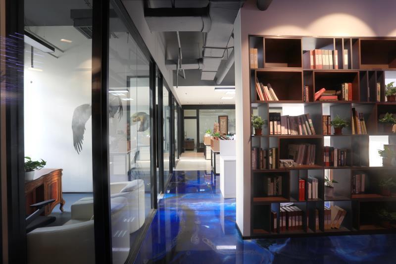 北京逗点科技有限公司,网站上线啦!展厅更换啦!