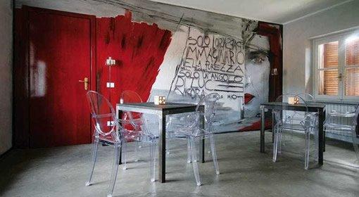 德国法兰克福餐厅