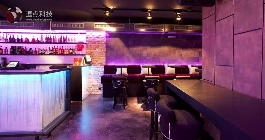 西班牙马德里酒吧