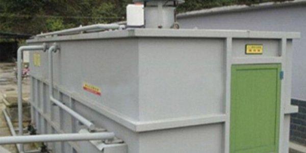 选购污水治理设备要注意避开这些坑