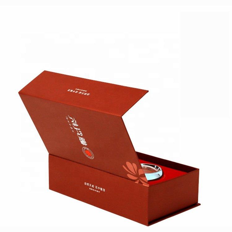 讲讲纸质包装的形式,礼品包装盒近几年最为流行