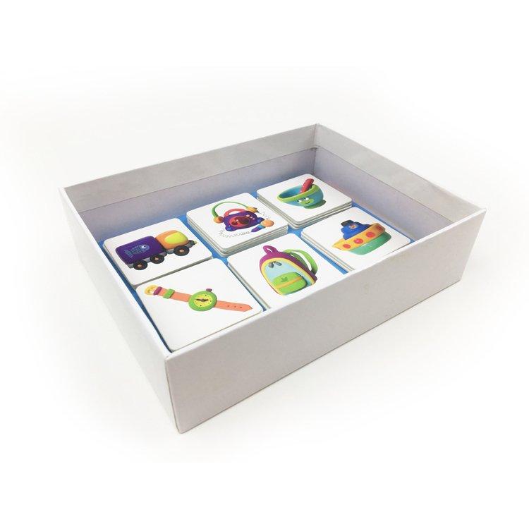 分类卡片套盒配对卡片礼盒客户定制卡片生产加工