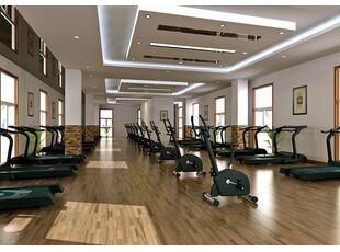 健身房如何安装实用的照明