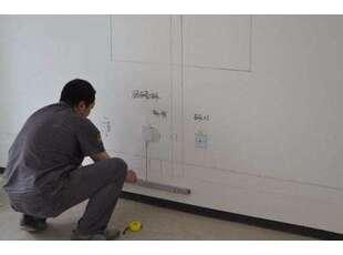 室内安装线缆系统注意事项及效果