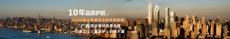 南宁防水涂料厂