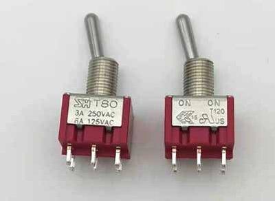 钮子开关T9011-SEBQ-H