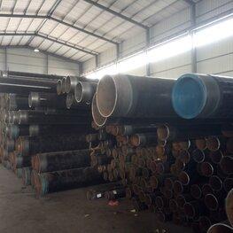 聚丙烯3PP防腐钢管