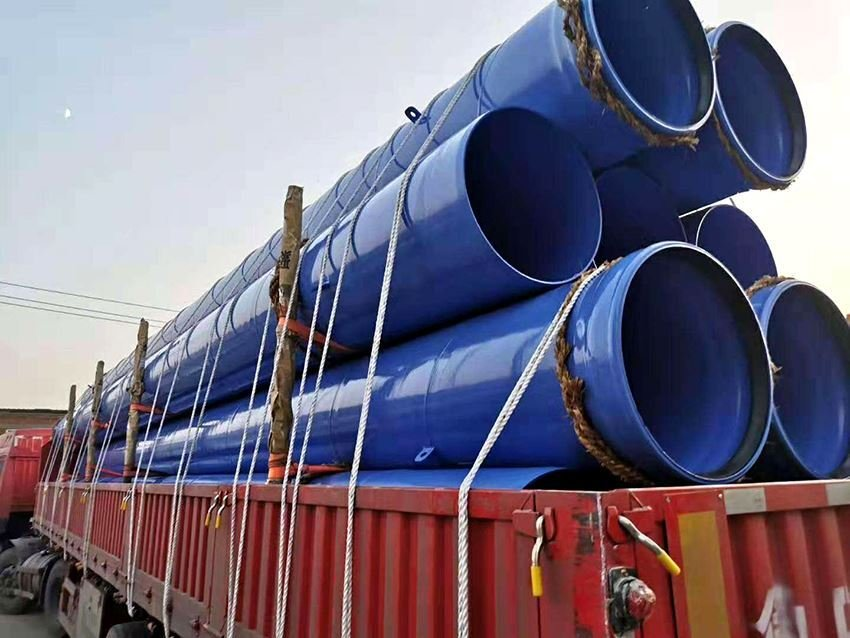 大口径给排水涂塑复合钢管生产厂家