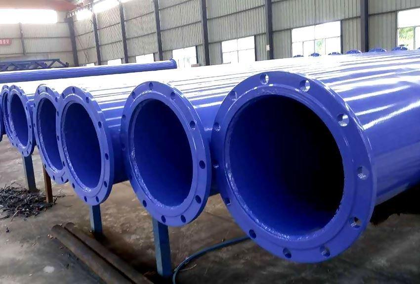 贵州承插式涂塑钢管厂家