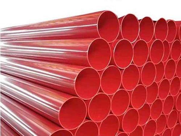 山东涂塑钢管大口径厂家