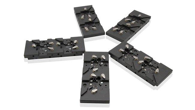 铝制工装零件