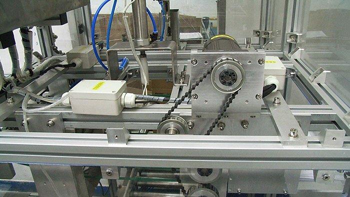 自动机械包装机