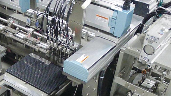 电子装配机械零部件加工
