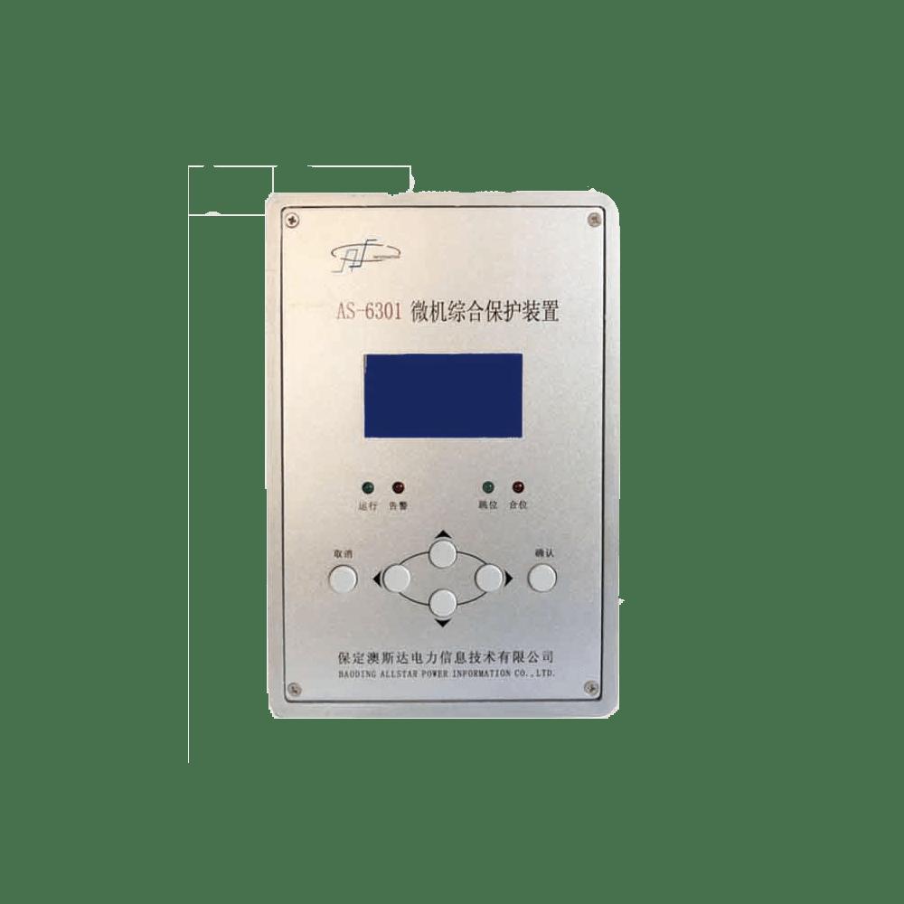 AS-6081/C(AS-6082/C)公用测控装置