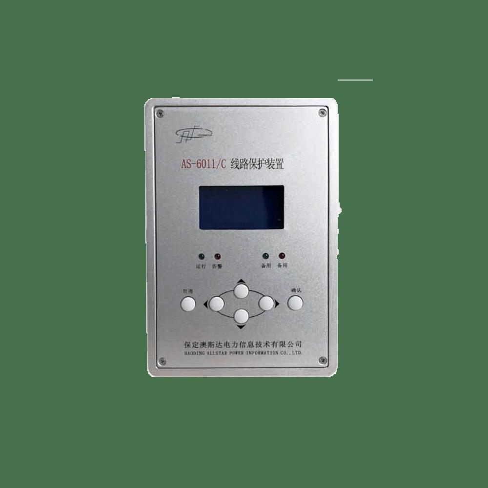 频率电压解列装置
