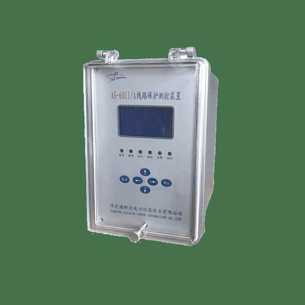 AS-6081/A(AS-6082/A)公用测控装置