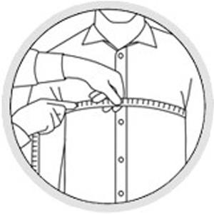 重庆西装定制工坊量身师为顾客量体裁衣