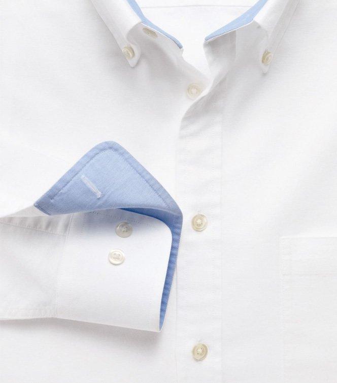 重庆衬衫定制工艺