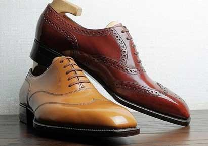 重庆皮鞋定制