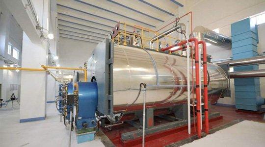 凝結技術是燃氣鍋爐的唯一技術工作嗎?
