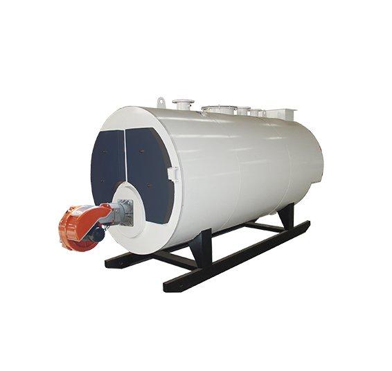 臥式燃(油)氣真空熱水爐