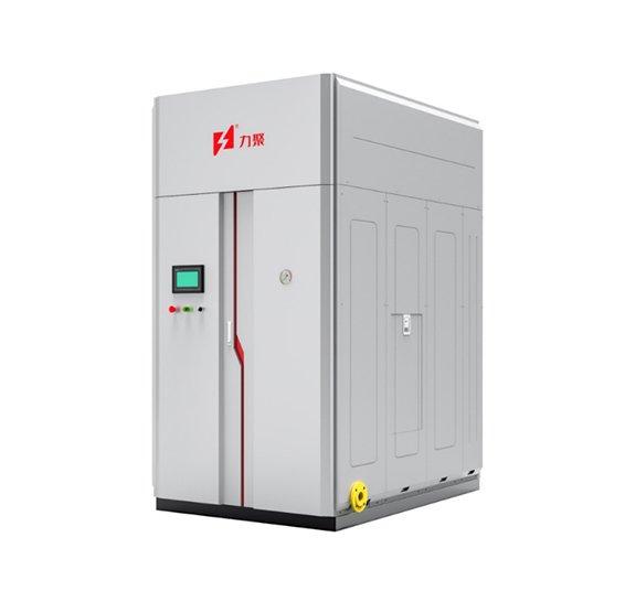 超低氮熱管蒸汽機