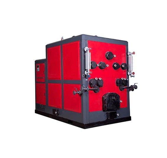 1000KG臥式生物質蒸汽發生器(多用型)